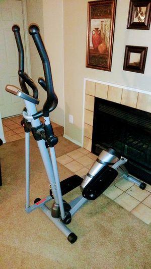 Exerpeutic Elliptical Machine for Sale in Arlington, TX