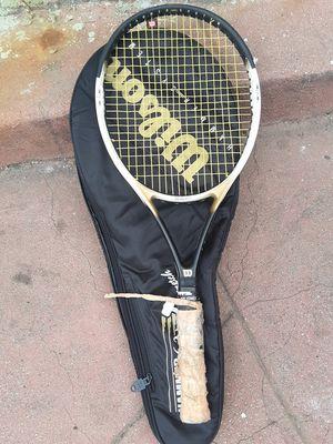 Used Wilson's Hammer tennis racket for Sale in Inglewood, CA
