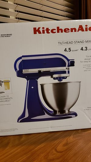 Kitchen aid brand new for Sale in Lathrop, CA