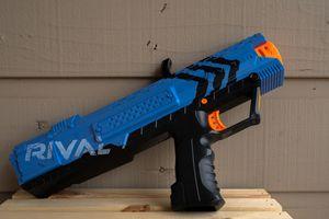 Blue Nerf gun (no ammo clip) for Sale in Oklahoma City, OK