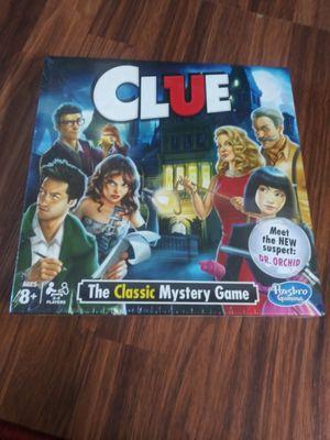 Clue Board Game for Sale in El Mirage, AZ