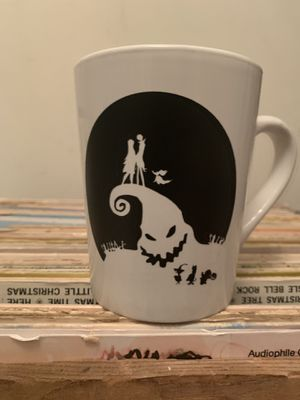 Nightmare before Christmas custom mug w personalization for Sale in Alhambra, CA