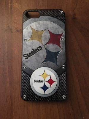 Beautiful iPhone 5 Steelers license phone case for Sale in Bridgeville, PA