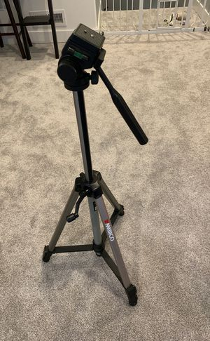 Ambico Tripod video equiptement Brand New for Sale in Gig Harbor, WA