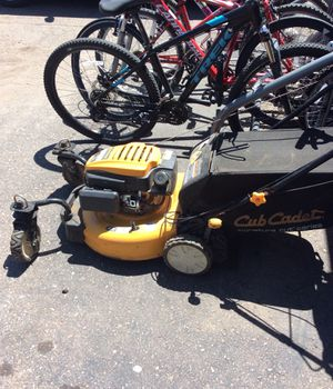 Cub cadet power drive mower for Sale in San Carlos, AZ