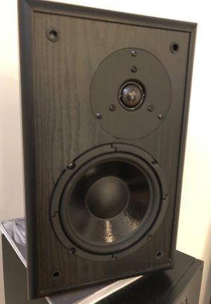 Dayton audio 6 1/2 inch BR 1 monitors for Sale in Addison, IL