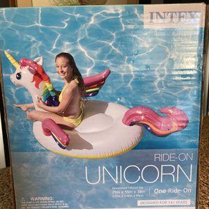 Huge Unicorn Pool Float for Sale in Atco, NJ