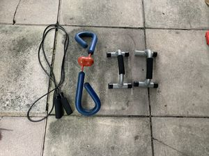 Exercise equipment for Sale in Homestead, FL