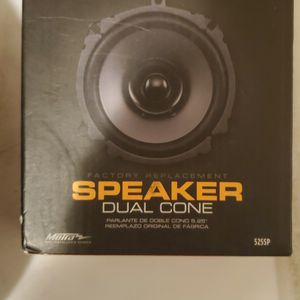 "Metra 5.25"" Replacement Speaker, And 12"" Subwoofer for Sale in Broomfield, CO"