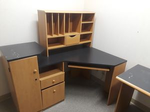Office desk. 2 sections. for Sale in St. Louis, MO