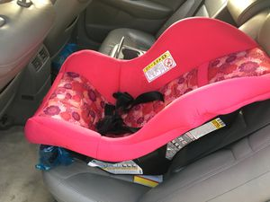 New Car seat used for only month for Sale in Pittsburgh, PA