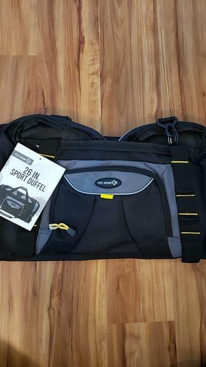"26"" TPRC Sport duffle bag for Sale in San Diego, CA"