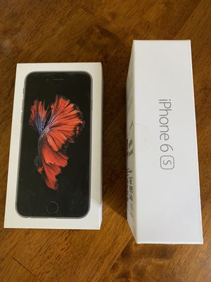 Apple iPhone 6s (BOOST MOBILE ONLY) 32GB Space Gray SIM Included for Sale in Winter Haven, FL