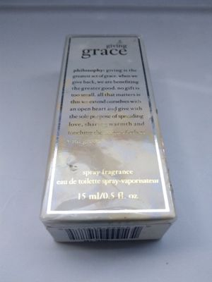 Philosophy Giving Grace Perfume Fragrance for Sale in San Diego, CA