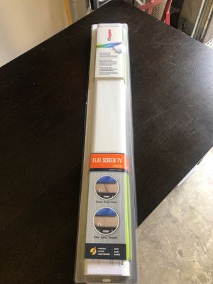 Flat screen TV Cord cover kit for Sale in Bend, OR