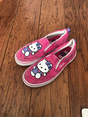 Kids Hello Kitty Vans for Sale in Manhattan Beach, CA