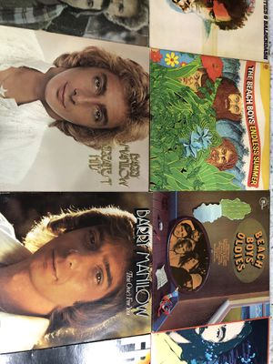 Vinyl records lot beach boys, Elton John, Peter Frampton, Simon and Garfunkel, Jim Croce, and many more for Sale in Staten Island, NY