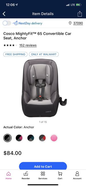 Cosco Mighty Fit car seat for Sale in Lebanon, TN