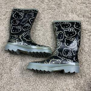 Hello kitty rain boots for Sale in San Jose, CA