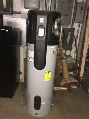 Kenmore Elite residential heat pump water heater for Sale in Cleveland, OH