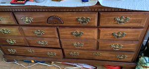 Dresser and 2 side tables for Sale in Rockville, MD