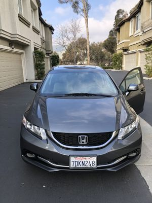 FULLY LOADED! LOW MILEAGE! PRICED TO SELL! Honda Civic for Sale in San Diego, CA