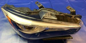 2014 2015 2016 2017 INFINITI Q50 FRONT RIGHT PASSENGER HEADLIGHT AFS W/ ADAPTIVE for Sale in Fort Lauderdale, FL