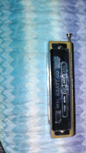 HARMONICA SUPER 48 CHROMATIC for Sale in Lakeland, FL