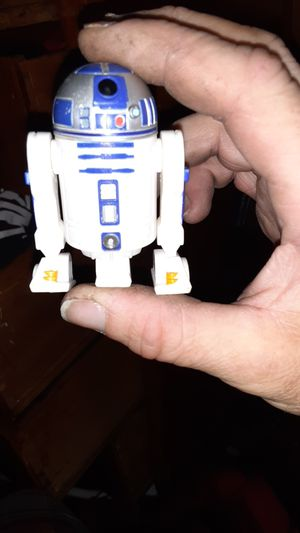 R2D2 collectable starwars for Sale in Fontana, CA
