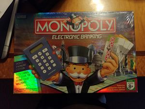 Monopoly electronic banking game for Sale in Manassas, VA