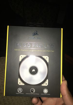 *2 ML120 PRO LED* for PC for Sale in Stockton, CA