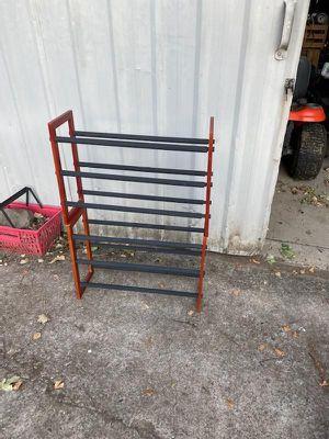 Shoe rack closet organization for Sale in Gresham, OR