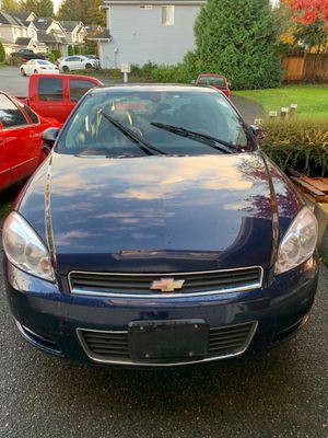 2007 Chevy Impala Police Interceptor 3.9L Engine 233hp for Sale in Renton, WA