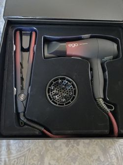Ego Trip Travel Straightener And Hairdryer for Sale in Seattle,  WA