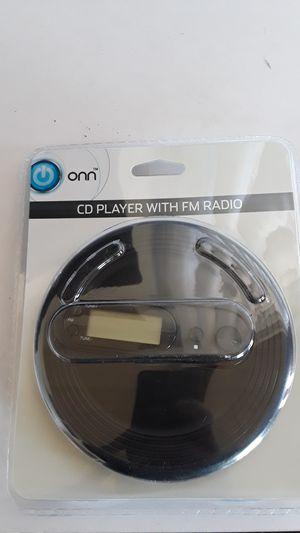 CD player head set for Sale in Roseville, MI