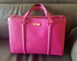 Hot pink Kate Spade purse for Sale in Tampa, FL