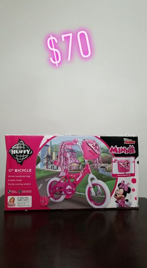 """Huffy 12"""" bicycle Minnie Mouse for Sale in Los Angeles, CA"""