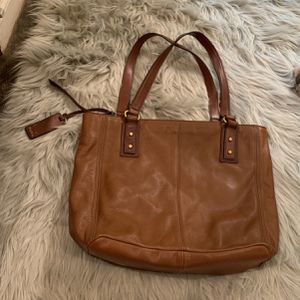 Fossil Leather Tote for Sale in Union City, CA