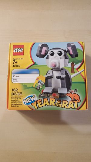 Lego 40355 Year of the Rat for Sale in Los Angeles, CA
