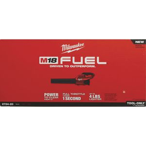Brand New Milwaukee Fuel M18 Leaf Blower 2724-20 *tool only* for Sale in Portland, OR