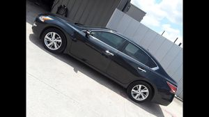 2013 Nissan Altima rebuild title I bought from dealer auction I don't have carfax for Sale in Dallas, TX