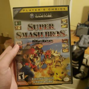 Super Smash Bros Melee for Sale in Bellevue, WA