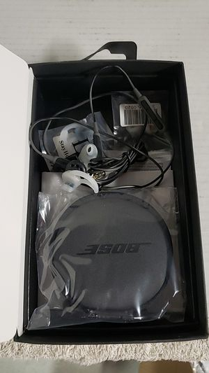 Bose Soundsport in-ear headphones designed for Samsung for Sale in Brick Township, NJ