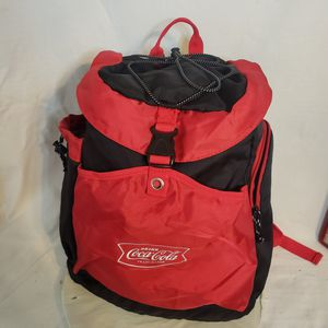 Cocacola Insulated Cooler Backpack, NWOT! for Sale in Midlothian, VA