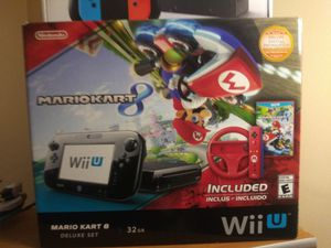 Nintendo wii u limited edition for Sale in Minneapolis, MN
