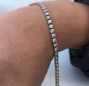 14k gold tennis bracelet for Sale in South Gate, CA