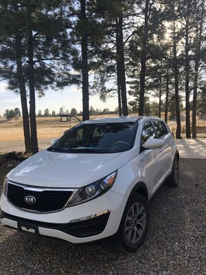 2016 Kia Sportage lx awd for Sale in Durango, CO