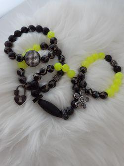 4 pc Bracelet Set for Sale in Landover,  MD