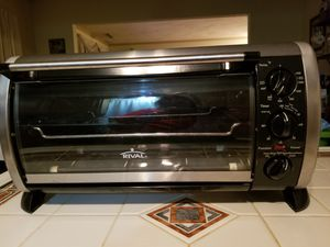 Rival toaster oven for Sale in Virginia Beach, VA