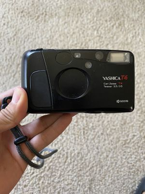 Yashica T4 film camera for Sale in Buena Park, CA